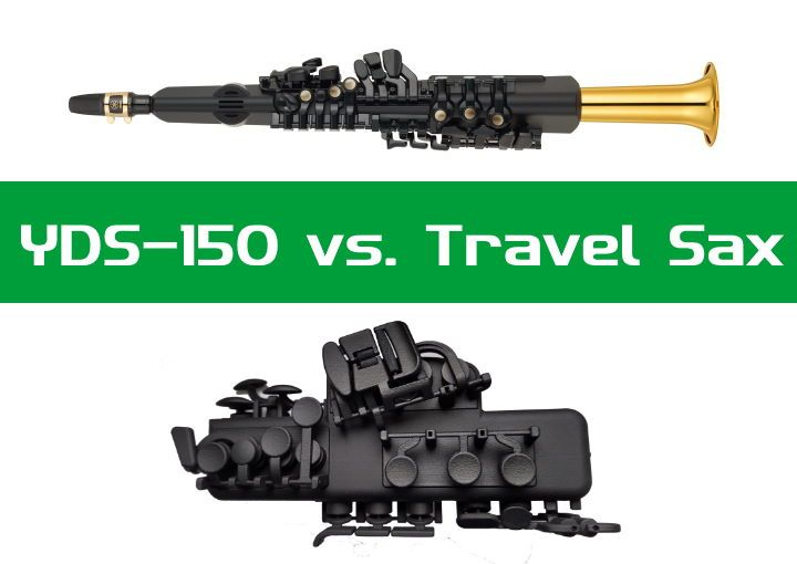 YDS-150 vs. Travel Sax